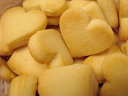 """I Love Lemon"" cookies"