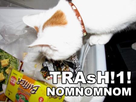 TRASH!!1!