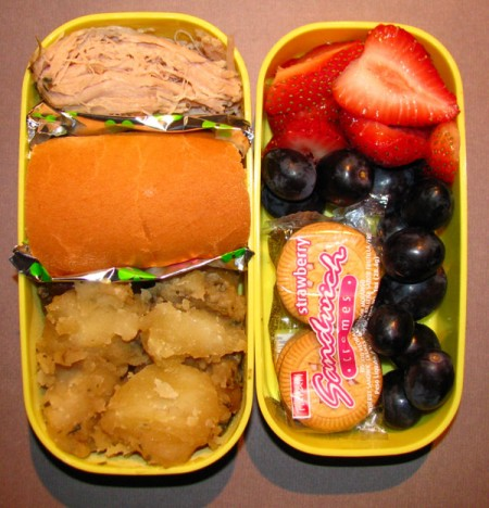 bento 21 - my lunch