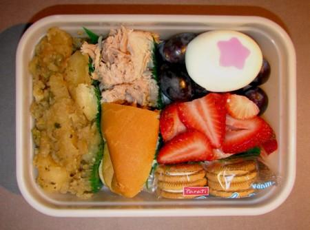 bento 21 - D's lunch