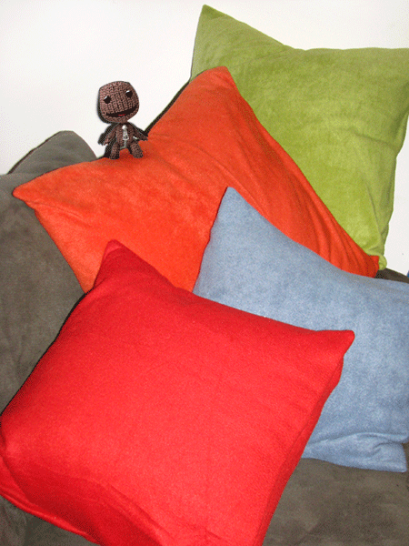 Floor Pillows Reddit : DIY Project ? Floor Pillows yiddlenet